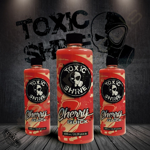 Toxic Shine | Cherry Quick | Quick Detailer | 600cc