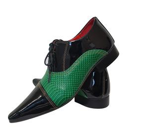 28469c553b Sapatos Sociais e Mocassins Verde em Rio Grande do Sul no Mercado ...