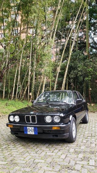 Bmw E30 320 Coupe 1984 Aleman 2000cc Impecable