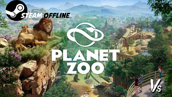 Planet Zoo Premium Edition Original - Steam Off