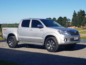 Toyota Hilux Srv 4x4 3.0 Diesel 177hp Impecable!!
