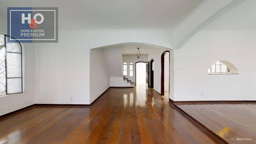 Imagem 1 de 30 de Casa Com 5 Dormitórios À Venda, 256 M² - Cidade São Francisco - São Paulo/sp - Ca0331