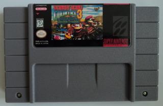 Donkey Kong Country 3 Snes Super Nintendo