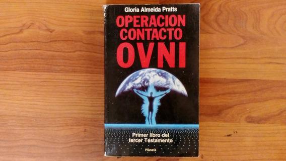 Usado Libro Operación Contacto Ovni Memorabilia Colección