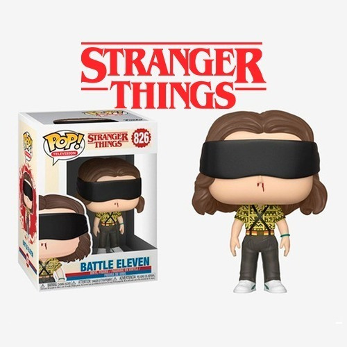 Funko Pop Eleven Battle 826 Stranger Things