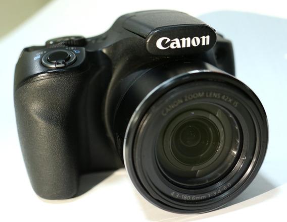 Câmera Canon Sx 520 Hs Semi-nova