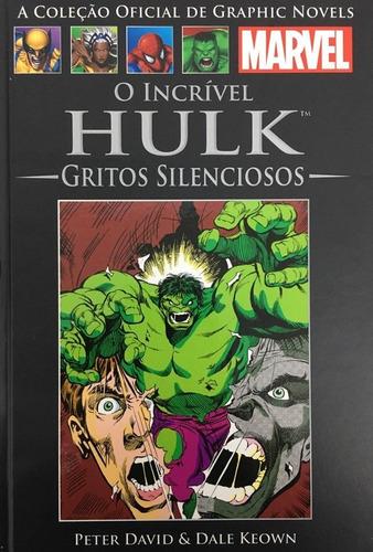 Hq Marvel - O Incrível Hulk:  Gritos Silenciosos Ed. 11