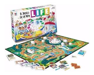 Juego De La Vida Hasbro Juego De Mesa Original Baloo Toys