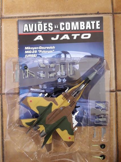 Miniaturas Jato De Combate Mig 29