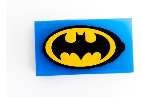 Molde De Silicone Símbolo Do Batman Batman Para Artesanato