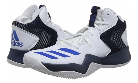 Zapatillas adidas Modelo Básquet Crazy Team 2 - (0837)