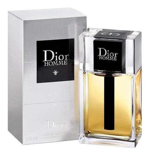 Imagem 1 de 5 de Dior Homme New Dior Masculino Eau De Toilette 100ml