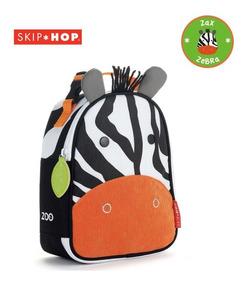Lancheira Térmica Zoo Zebra - Skip Hop Original