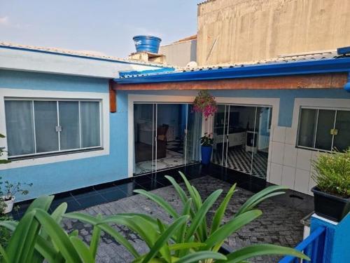 Casa Com 3 Dormitórios À Venda, 270 M² Por R$ 700.000,00 - Jardim Brasil - São Paulo/sp - Ca2472