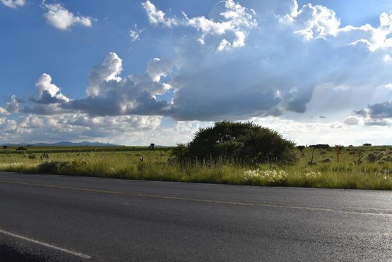 Se Vende Terreno Sobre Carretera