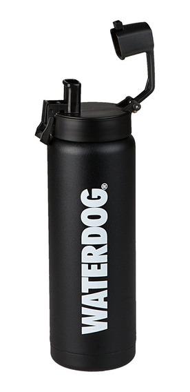 Botella Deportiva Termica 600ml Waterdog Reutilizable Inox