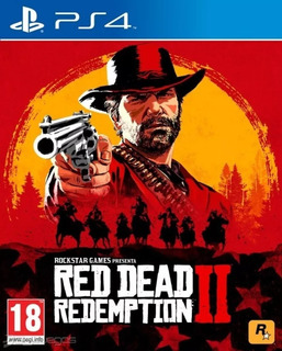 Red Dead Redemption 2 Ps4 Sd