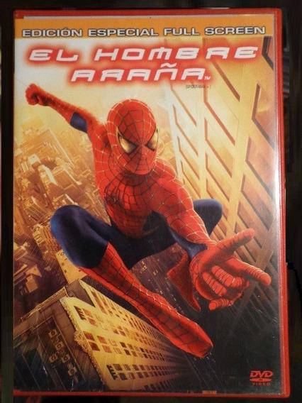 El Hombre Araña 1 Spider Man Pelicula 2 Dvds