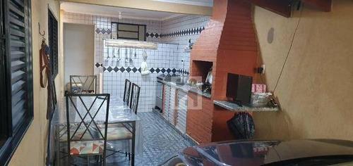 Imagem 1 de 20 de Casa Com 4 Dormitórios À Venda, 186 M² Por R$ 460.000 - Vila Tibério - Ribeirão Preto/sp - Ca0465