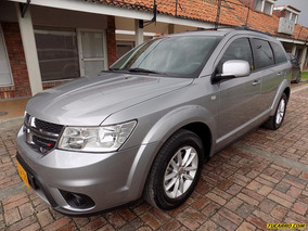 Dodge Journey Sxt At 3600cc 7 Psj 4x2