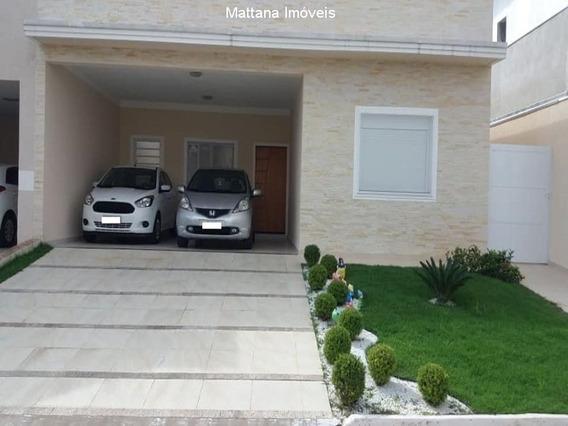 Casa Térrea No Condomínio Crystal Park Em Jacareí-sp - Cov205 - 33138658
