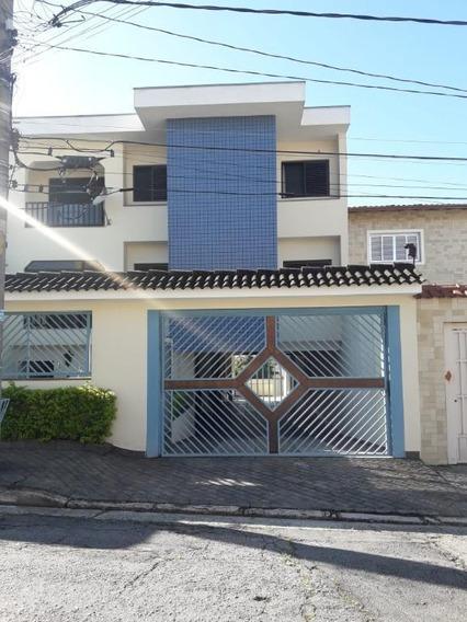 Apartamento Com 3 Dormitórios À Venda, 114 M² Por R$ 455.000,00 - Campestre - Santo André/sp - Ap10769