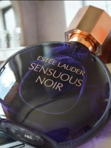 Perfume Sensuous Noir Estée Lauder 50ml Usado