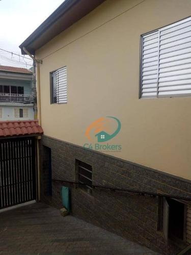 Imagem 1 de 12 de Casa Com 3 Dormitórios À Venda, 140 M² Por R$ 420.000,00 - Vila Euthalia - São Paulo/sp - Ca0217