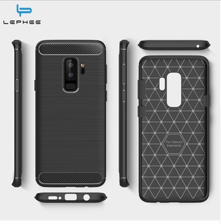 Capa Case Anti-impacto Samsung-galaxy S9 E S9 Plus Top