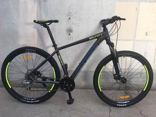Montain Bike Rodado29 De Aluminio Con Excelentes Componentes