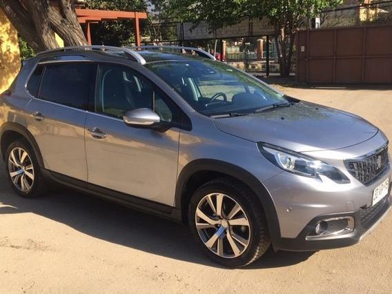 Peugeot 2008 1.2 At Allure Full 2017
