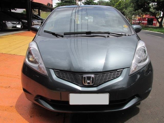 Honda Fit Lx 1.4 - Automatico - 2010