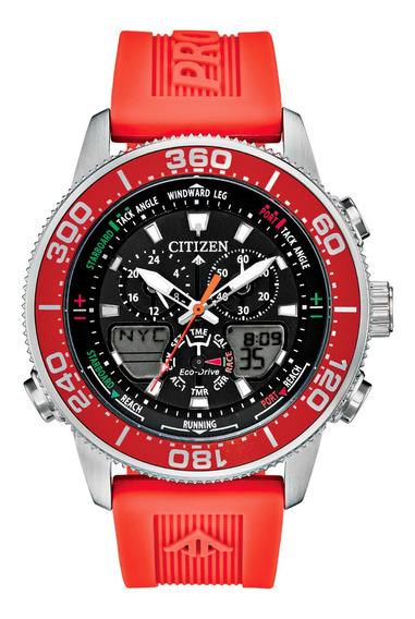 Relógio Citizen Jr4061-00f Sailhawk Marine Promaster