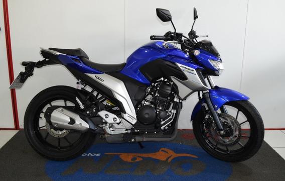 Yamaha Fazer 250 Abs Azul