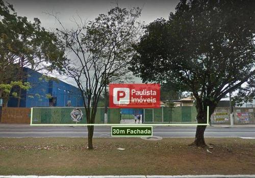 Terreno À Venda, 1375 M² Por R$ 3.749.999,00 - Cidade Dutra - São Paulo/sp - Te0478