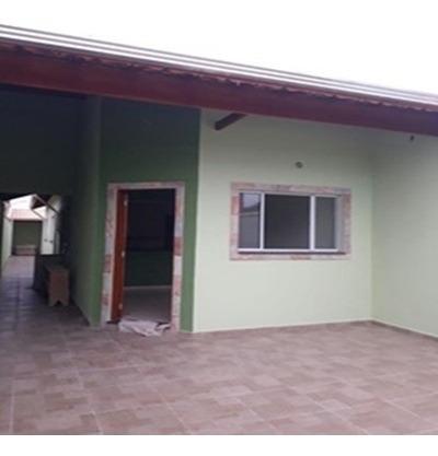 358-casa Á Venda Com 65 M², 2 Dormitórios, 1 Banheiro.