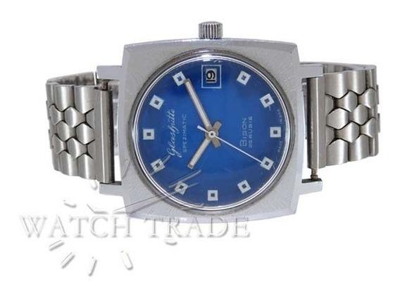 Relógio Glashutte Spezimatic Bizomn