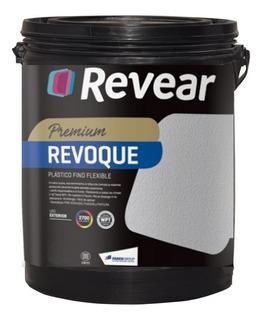 Revear Revestimiento Revoque Plastico 25 Kg Rex