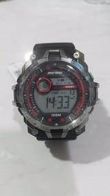 Relógio Mormaii Dual Time Original