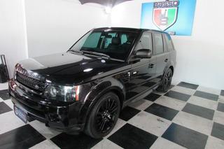 Range Rover Sport 2012 3.0 Se 4x4 Bi Turbo Blindado