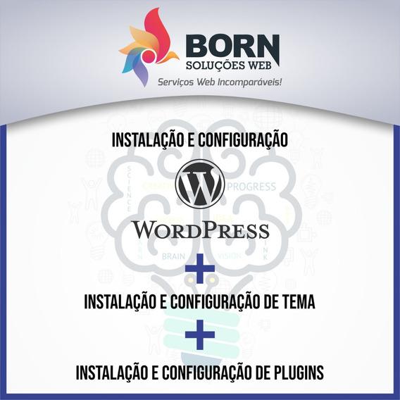 Instalação: Wordpress + Tema Betheme + Plugins
