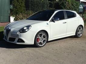 Alfa Romeo Giulietta Quadrifoglio Verde 235hp