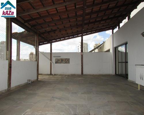Imagem 1 de 30 de Cobertura Duplex Com 5 Dorms - 1 Suíte - 1 Vaga - Pronto Para Morar Ao Lado Do Metrô Vila Mariana E Av. Paulista Por R$ 1.200.000,00 - Ap00652 - 69198658