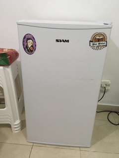 Heladera Bajo Mesada Siam Con Freezer