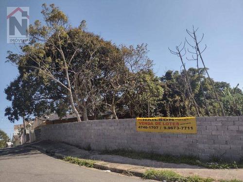 Imagem 1 de 11 de Terreno À Venda, 130 M² Por R$ 120.000,00 - Vila Pereta - Poá/sp - Te0046