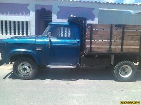 Camion Plataforma Dodge