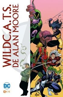 Comic Wild C.a.t.s De Alan Moore - Alan Moore