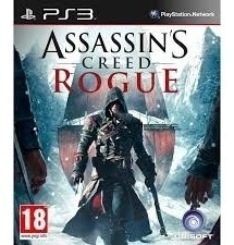 Assassins Creed Rogue Ps3 Midia Digital Psn
