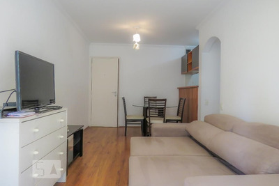 Apartamento No 9º Andar Mobiliado Com 1 Dormitório E 1 Garagem - Id: 892931756 - 231756