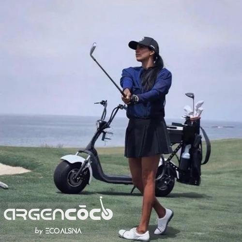 City Coco Argencoco Golf Edition /bateria Extraible/ Alarma